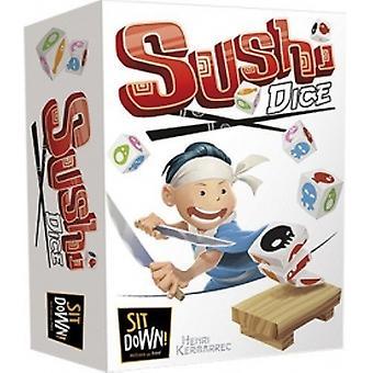 Sushi Würfel Brettspiel