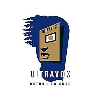 Ultravox - Return To Eden Limited Edition Vinyl