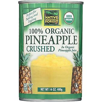 Native Forest Pineapple Crushed, Case of 6 X 14 Oz