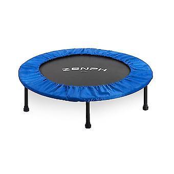 Skládací tlumená kulatá trampolína děti vnitřní zábava dospělý fitness stabilizační trénink