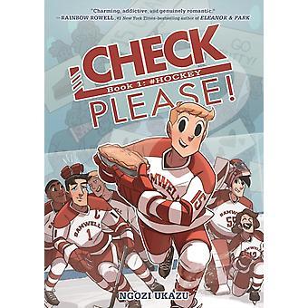 Check Please  Hockey by Ngozi Ukazu