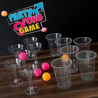 Skills Game Party Pong 18 Pieces
