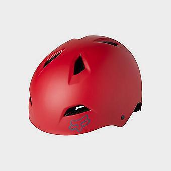 New Fox Unisex Flight Sport Helmet Red