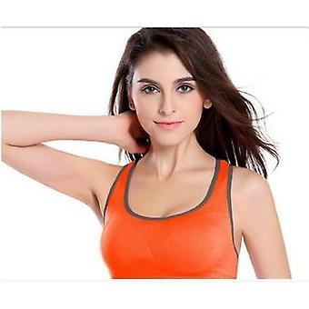 اليوغا حمالة الصدر مثير سلس اليوغا قمصان حمالة الصدر الرياضية للرياضة النوم ملابس اللياقة البدنية