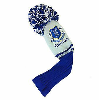 Everton FC Fairway Pom Pom Golf Club Head Cover