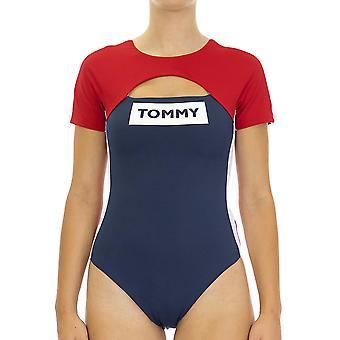 Tommy Hilfiger Mulheres Swimwear Azul