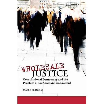 Wholesale Justice: Constitutional Democracy and the Problem of the Class Action Lawsuit (Stanford Law Books)