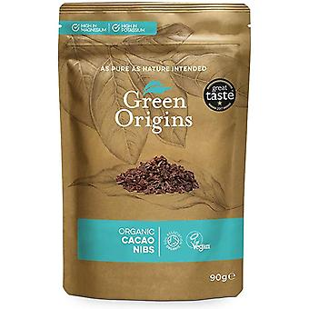 Organic Cacao Nibs - 90 grams