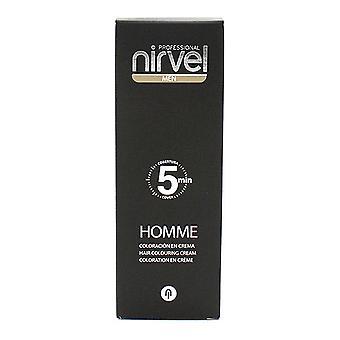 Färgämne nr ammoniak män 5 minuter Nirvel Brun (30 ml)