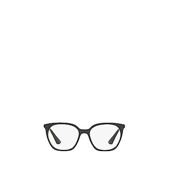 Prada PR 11TV black female eyeglasses