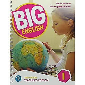 Big English AmE 2nd Edition 1 Teacher's Edition� (Big English)