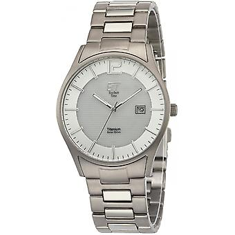 ONE (Eco Tech Time) Grey Titanium OJ-12052-41M Men's Watch