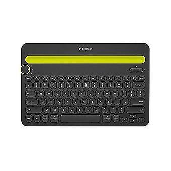 Numeric keypads k480 black keyboard - us layout