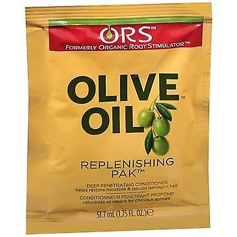 ORS Olijfolie Bijvullen Diepe Conditionering Pak 1.75oz