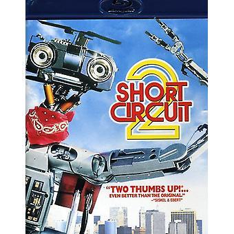 Short Circuit 2 [BLU-RAY] USA importeren