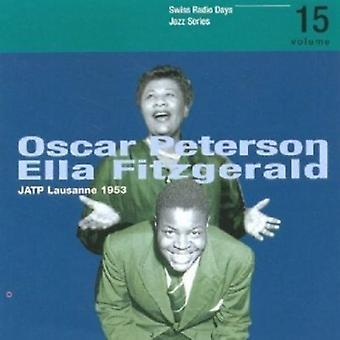 Fitzgerald/Peterson - Fitzgerald/Peterson: Vol. 15-Swiss Radio Days [CD] USA import