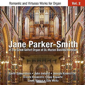Jane Parker Smith - Jane Parker-Smith at the Great Seifert Organ of st. Marien Basilika Kevelaer [CD] USA import