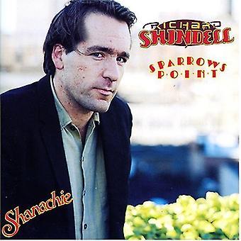 Richard Shindell - punto de gorrión [CD] USA importar
