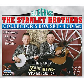Stanley Brothers - tidiga åren 1958-1961 [CD] USA import