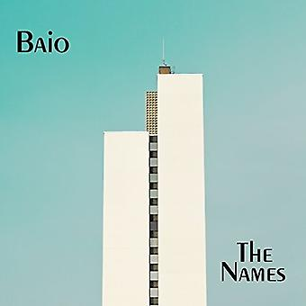 Baio - Names [Vinyl] USA import