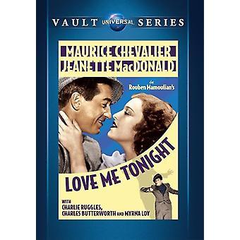 Love Me Tonight - Love Me Tonight [DVD] USA import