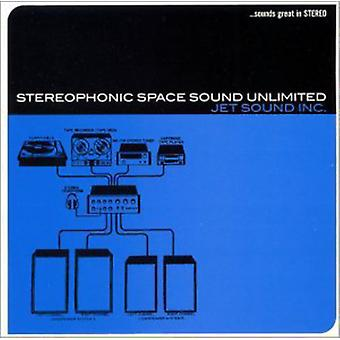 Stereophonic Space Sound Unlimited - Jet Sound Inc [CD] USA import