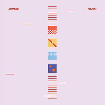 Com Truise - Iteration [CD] USA import
