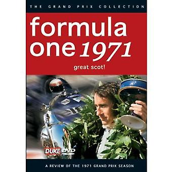 F1 Review 1971 Great Scot [DVD] USA import
