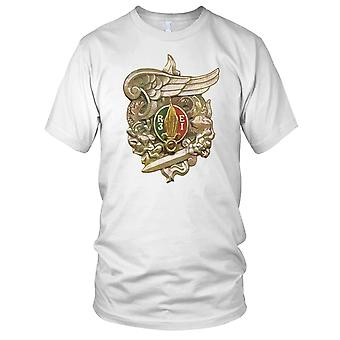 Franske fremmedlegionen - fallskjerm selskapet 3E Rei Mens T-skjorte