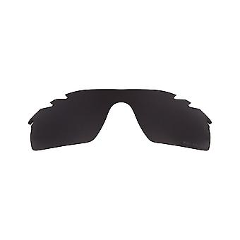 SEEK Lenses Compatible for Oakley VENTED RADARLOCK PITCH Polarized Black