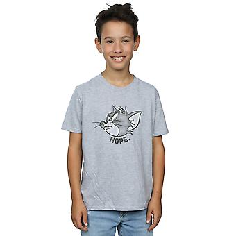 Tom e Jerry Boys enfrentam o t-shirt