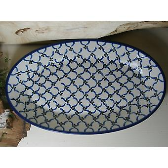 Plate, oval, 35.5 x 21 cm, 25 tradition, BSN 6452