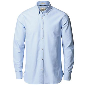 Nimbus Mens Rochester Oxford Cotton Button Down Slim Fit Shirt