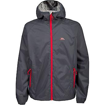 Trespass Mens Rocco II impermeável respirável chuva casaco Shell
