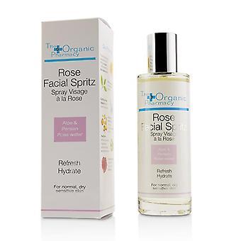 Rose Facial Spritz - For Normal Dry & Sensitive Skin - 100ml/3.3oz