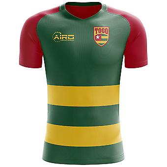 2018-2019 Togo vlag Concept voetbalshirt