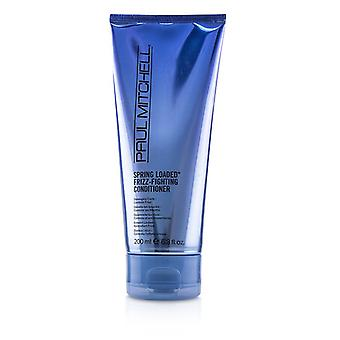 Paul Mitchell Spring Loaded Frizz-fighting Conditioner (detangles Curls Controls Frizz) - 200ml/6.8oz