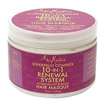 Shea Moisture Superfruit Complex 10-n-1 Renewal System Masque