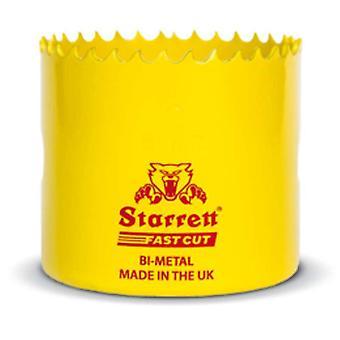 Starrett AX5055 30mm Bi-Metal Fast Cut Hole Saw