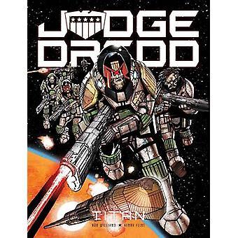 Judge Dredd - Titan av Rob Williams - Henry Flint - 9781781084403 bok