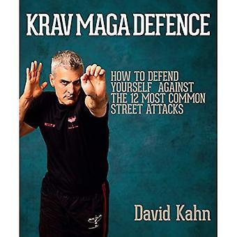 Krav Maga defensie: Hoe om jezelf te verdedigen tegen de 12 meeste Common Street aanvallen