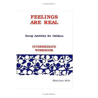 Følelser er ekte: Middels arbeidsbok