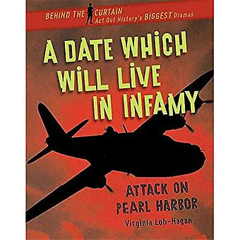 A Date Which Will Live in� Infamy: Attack on Pearl Harbor (Behind the Curtain)