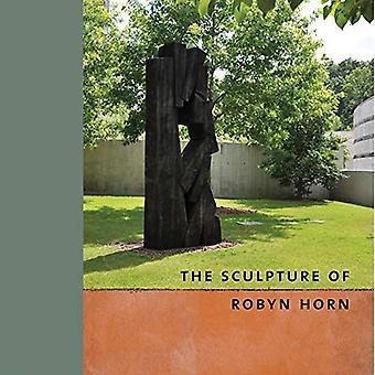 Het beeldhouwwerk van Robyn hoorn