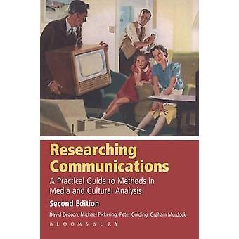通信第 2 版 A 実用的なガイドに執事・ デビッドでの研究