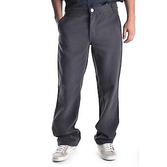 John Richmond Ezbc082075 Men's Grey Cotton Pants