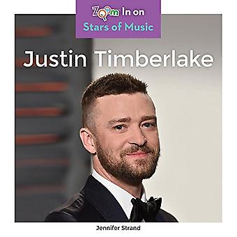 Justin Timberlake by Jennifer Strand - 9781680799217 Book