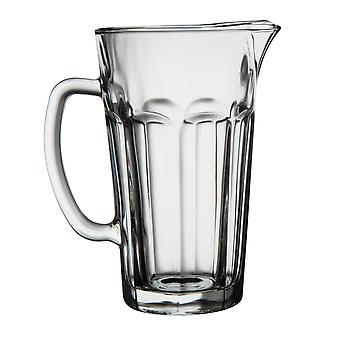 iStyle American Barware Glass Pitcher
