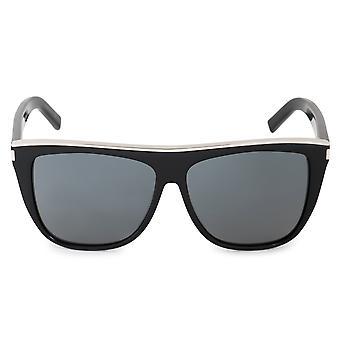 Saint Laurent SL 1 COMBI 001 59 Rectangular Sunglasses