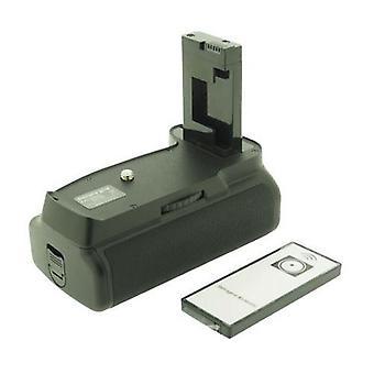 Dot.Foto batterijgrip: Nikon D3100, D3200, D3300, D5300, D5500
